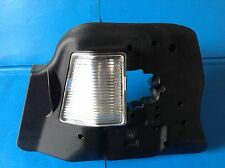 2002 BMW E46 325ci REAR LEFT TRUNK TAIL Light LAMP COVER OEM 63.21-8 383 099