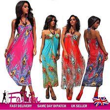 Unbranded Halterneck Summer/Beach Dresses for Women