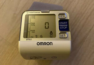 Omron BP652 Wrist Blood Pressure Monitor, for Parts Only