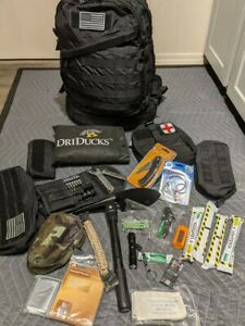 Blackhawk 3 day assault pack and More