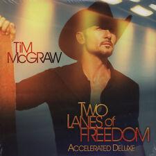 Tim Mcgraw - Two Lanes Of Freedom (Vinyl 2LP - 2013 - US - Original)