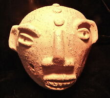 Costa Rican Pottery Trophy Head