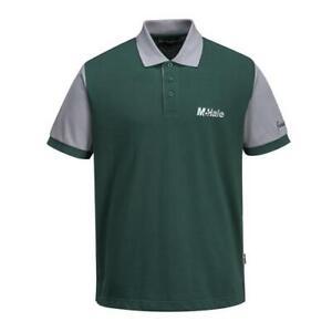 McHale Polo Shirt. Green. Genuine Merchandise