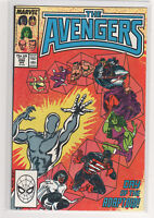 AVENGERS #290 John Buscema Captain Marvel Namor Black Knight She-Hulk 9.2