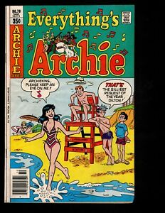 Everything's Archie #70 Spicy VERONICA cover comic book