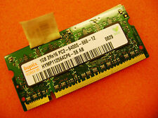 HP Pavilion Laptop MEMORY 1GB PC2-6400S * HYMP112S64CP6-S6