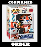Funko POP! Ad Icons Tony The Tiger #121 Funko Shop Exclusive Pre-Order Confirmed