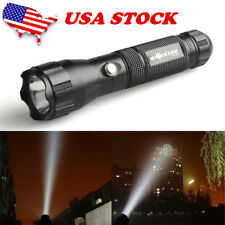 Tactical 15000lumens 3-modes T6 LED 18650 Flashlight Torch Lamp Hunting Powerful