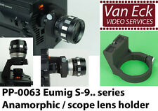 Lens holder Eumig S9xx series for Scope / Anamorphic lenses - PP-0063