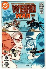Weird War Stories #124 - Giffen Art - Nm June 1983 Vintage Dc Comic