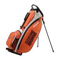 Wilson Staff - New NFL Carry Golf Bag - Cleveland Browns 2019