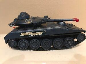 "Vintage Eagle Force (Blue) Tank ""TALON"" Mego Corp - 1982"