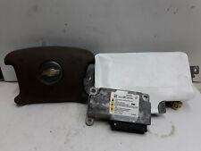 06 07 08 09 th0 11 12 13 14 15 16 Chevrolet Impala airbag set Brown wheel Dash