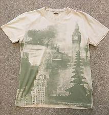 Preciosa Camel Active paisaje Big Ben Londres Camiseta L Grande Costo £ 50
