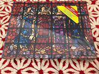 "Springbok "" Heavenly Glass "" 500 Piece Puzzle Mission Dolores Basilica"