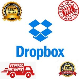 Dropbox 2TB Plus Account Upgrade ✔️OneTime payment ✔️Lifetime support