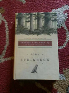 Travels with Charley : In Search of America by John Steinbeck