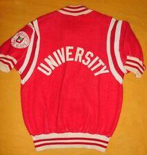 Vintage 1950s-1960s Ohio State University Little Bucks Warmup Jacket - MacGregor