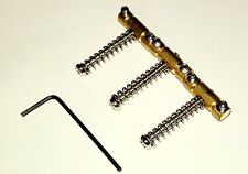 Genuine Schaller Lock Strap Button Chrome Set 2 for Gibson Fender Ibanez Guitar