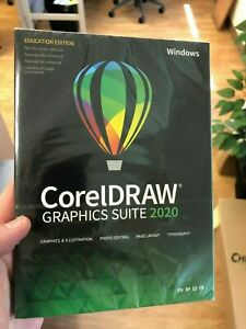 CorelDRAW Graphics Suite 2020 for Windows (Education Edition)