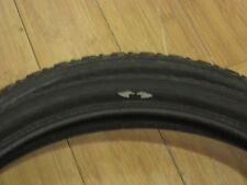 GT Performer bmx tires pair 20x2.1 rare old mid school freestyle flatland Dyno