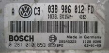 Tuned!!! VW Bora 1.9 ECU tdi 90 AGR 038906012FD immo off Plug & Play