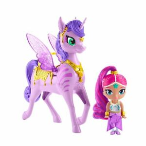Shimmer and Shine - Shimmer & Magical Flying Zahracorn