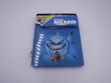 Dinged Case Finding Nemo SteelBook 4K Ultra Hd + Blu-ray + Digital Disney