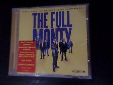CD ALBUM - SOUNDTRACK - THE FULL MONTY