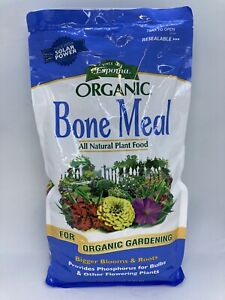 Espoma Organic Bone Meal All Natural Plant Food 4 lbs Exp 11/2025