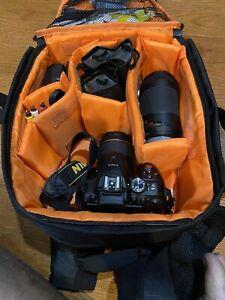 Nikon D5300 24.2 MP CMOS Digital SLR Camera +Nikkor AF-S 18-55mm f/3.5-5.6G AF-S