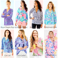 New Authentic Lilly Pulitzer Elsa Top, Printed, Multiple Collections! Sale!