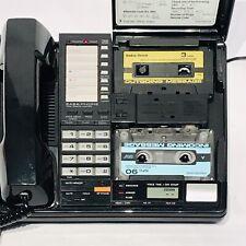 Vtg Panasonic Easa-Phone Auto-Logic Answering Machine Dialer System Telephone