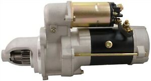 New High Torque Replacement Starter 12V fits John Deere 4000 4020 4030 1113650