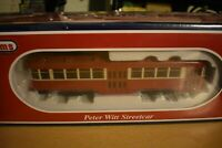 Williams Bachmann 23902 Chicago Surface Lines Peter Witt Streetcar NEW SEALED