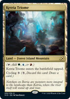 Ketria Triome x1 Magic the Gathering 1x Ikoria mtg card