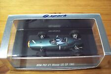 1/43 SPARK S1152 BRM P57 GRAHAM HILL WINNER USA GP 1963