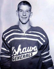 Bobby Orr 14 years old - Oshawa Generals , 8x10  Photo