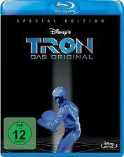 TRON, Das Original (Jeff Bridges, Bruce Boxleitner) Blu-ray Disc NEU+OVP