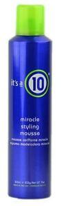 It's A 10 -  Miracle Styling Mousse 9 oz.