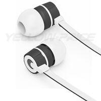 Super Bass Stereo In-Ear Earphone Headphone Headset 3.5mm Plug For MP 3/4 White