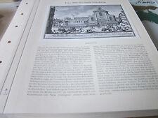 Nürnberg Archiv 1 Stadtbild 1052 BArfüßerkirche