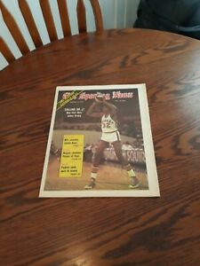 JANUARY 12,1974-THE SPORTING NEWS-JULIUS ERVING OF THE ABA VIRGINIA SQUIRES(M)