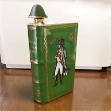 22.0cm CAMUS NAPOLEON COGNAC book type empty bottle green rare from japan 1G