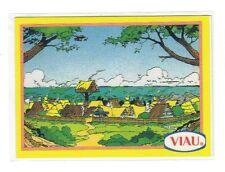 Asterix , la collection , Asterix's village , base card #15, Viau