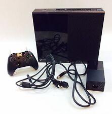 Microsoft XBOX ONE 1540 500GB Glossy Black Console Bundle (1537)