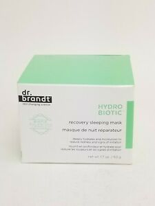 Dr Brandt Hydro Biotic Recovery Sleeping  1.7 oz NEW
