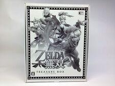 Hyrule Warriors Zelda Musou Treasure Box Limited Nintendo Wii U Legend of Zelda