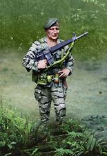 COLLECTORS SHOWCASE VIETNAM WAR CS01040 JOHN WAYNE GREEN BERET COL MIKE KIRBY