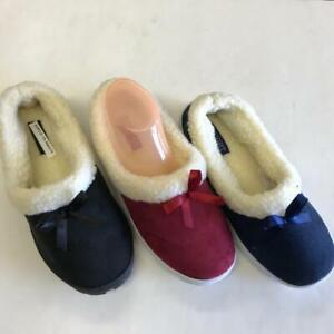 Soft Furry Warm Winter Slippers Slip-on Comfy Women Girl Lady House Shoes 473